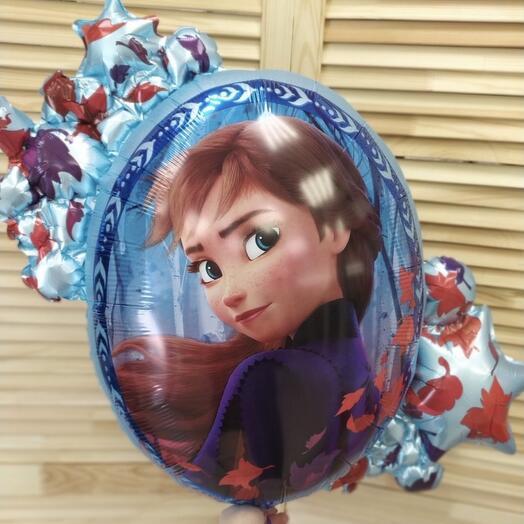 Фольгированный шар Эльза