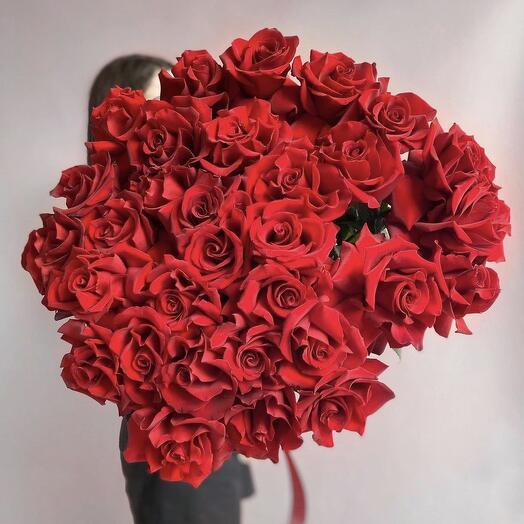 31 роза XXL