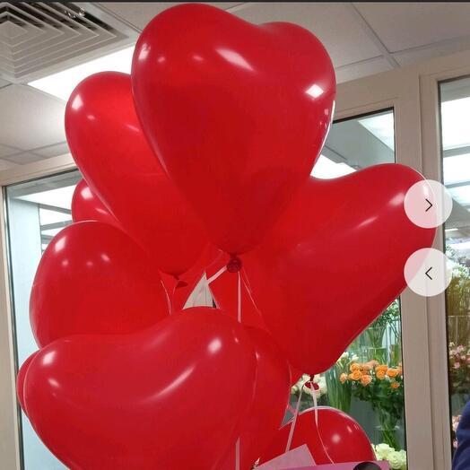 Воздушные шары ️ Сердца