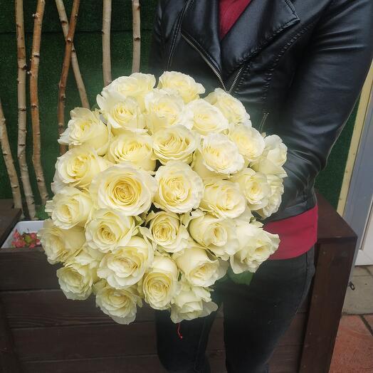 Букет 29 роз Иванна