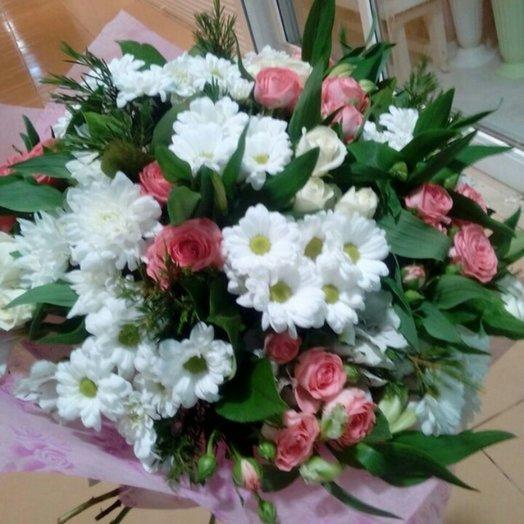 Зефирка: букеты цветов на заказ Flowwow