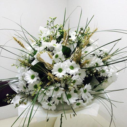 Летний луг: букеты цветов на заказ Flowwow