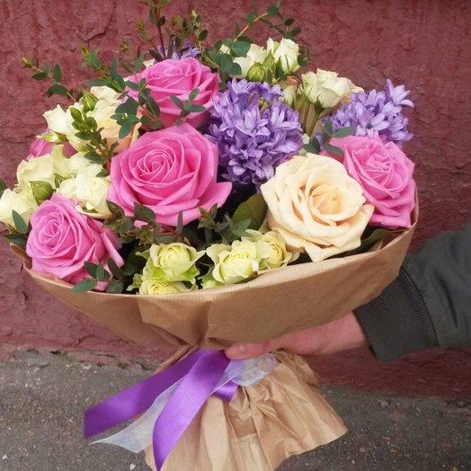 Приятные мгновения: букеты цветов на заказ Flowwow