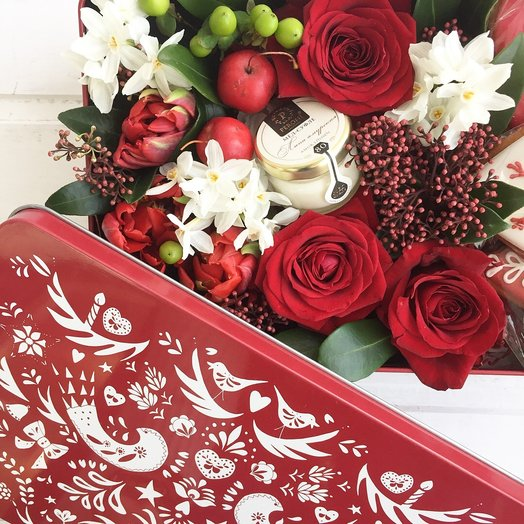 Забота: букеты цветов на заказ Flowwow