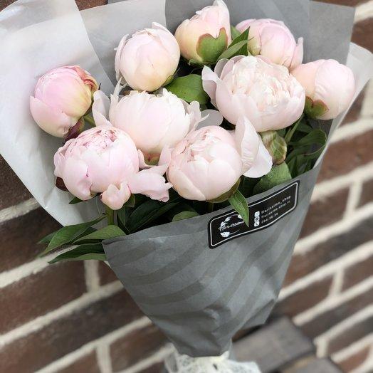 "Букет ""Майское утро"": букеты цветов на заказ Flowwow"