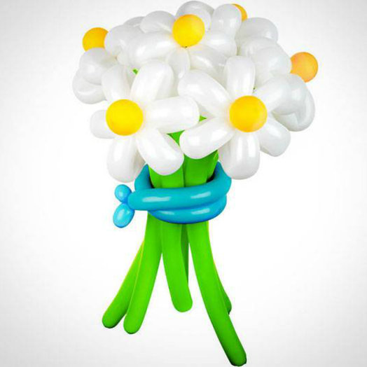 """Букет ромашек """"Нежность"""": букеты цветов на заказ Flowwow"""