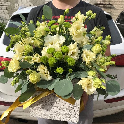 Эффект WOW!!!: букеты цветов на заказ Flowwow