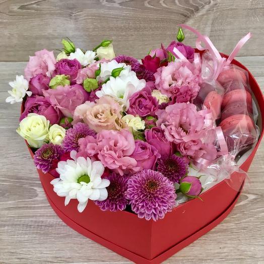 Нежная юность: букеты цветов на заказ Flowwow