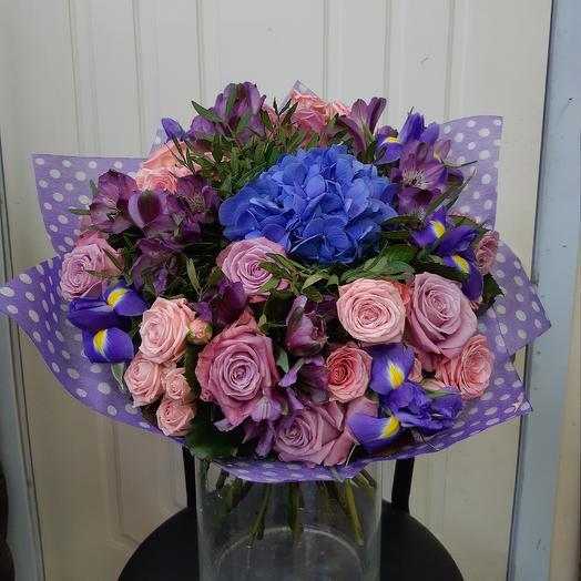 Луна: букеты цветов на заказ Flowwow