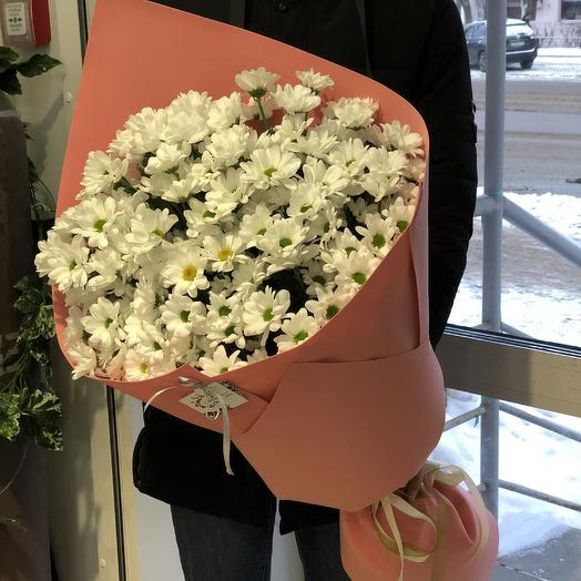Ромашечки для Любимой: букеты цветов на заказ Flowwow
