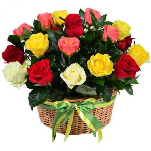 Букет 159 Чайна: букеты цветов на заказ Flowwow