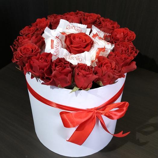 Ради Тебя: букеты цветов на заказ Flowwow