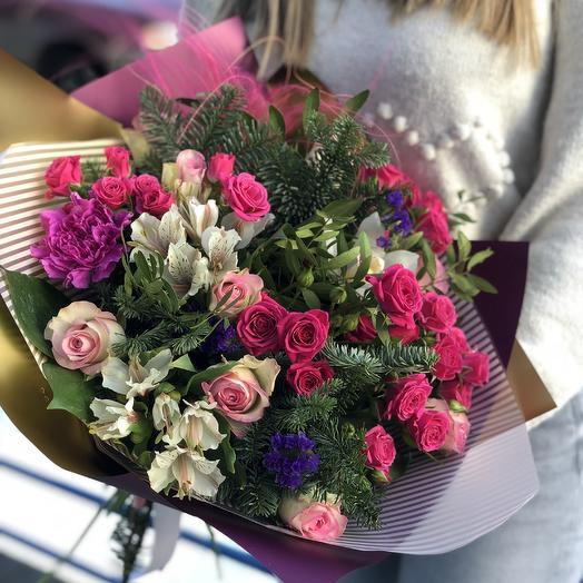 Ты просто Космос: букеты цветов на заказ Flowwow