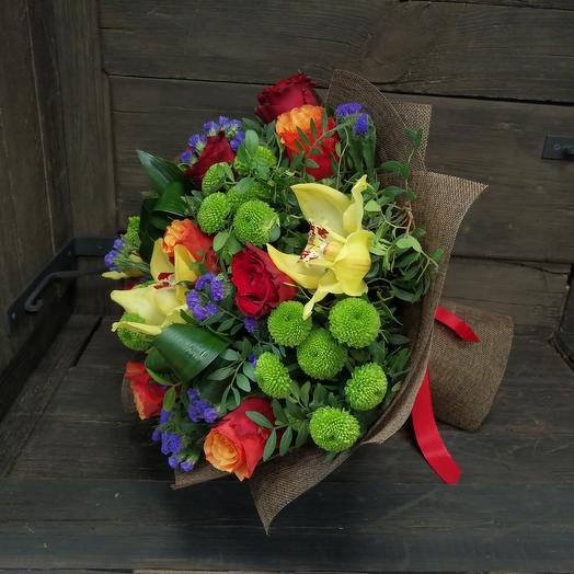 Предпочтение: букеты цветов на заказ Flowwow