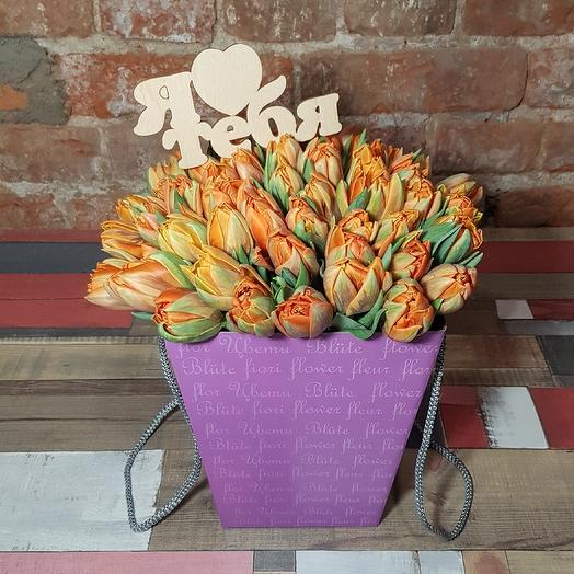 Пионовидный: букеты цветов на заказ Flowwow