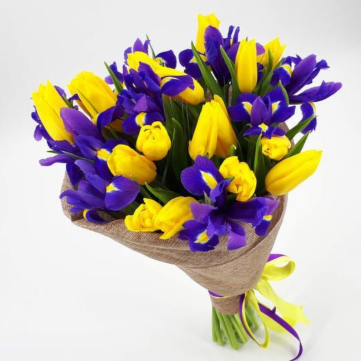 Март на дворе: букеты цветов на заказ Flowwow