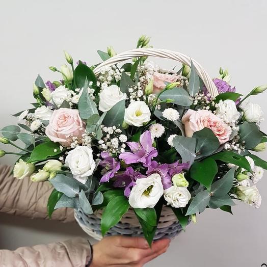 Весенняя: букеты цветов на заказ Flowwow