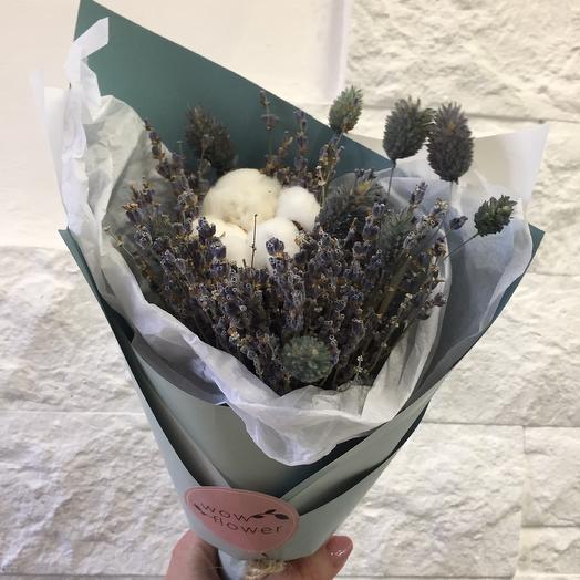 «Над Елисейскими полями» интерьерный букет: букеты цветов на заказ Flowwow