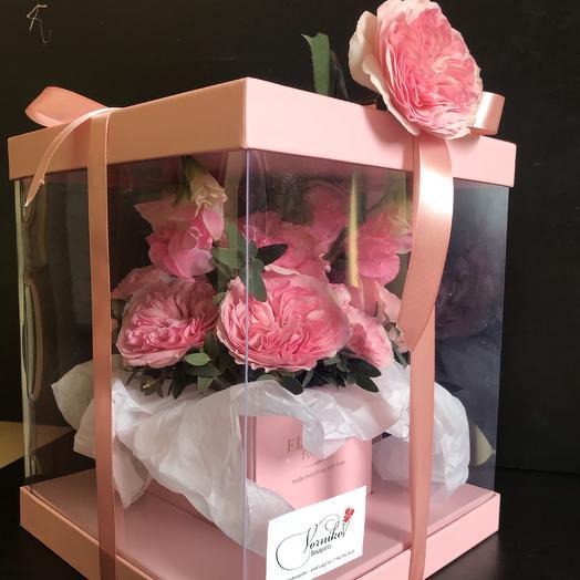 Гармоничный аккорд»: букеты цветов на заказ Flowwow