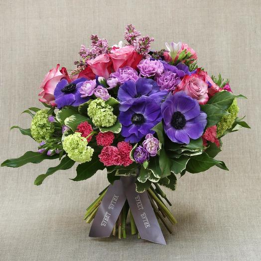 "Большой букет ""Афина"": букеты цветов на заказ Flowwow"