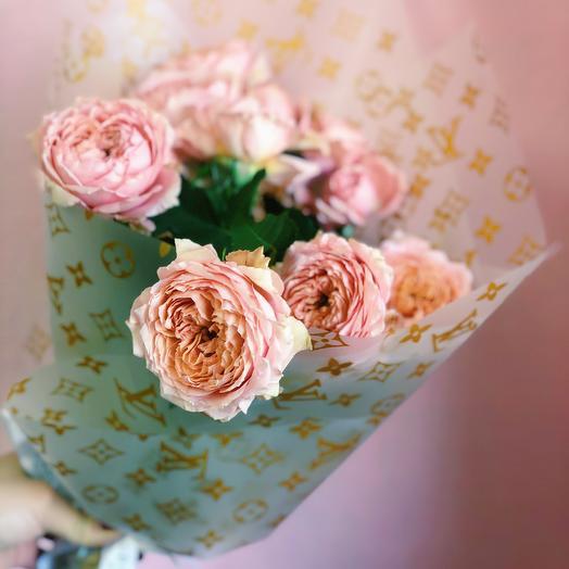 Букет 173: букеты цветов на заказ Flowwow