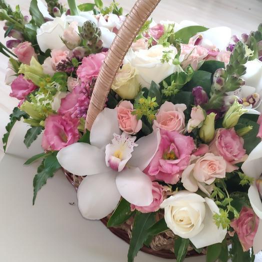 Всё для неё: букеты цветов на заказ Flowwow