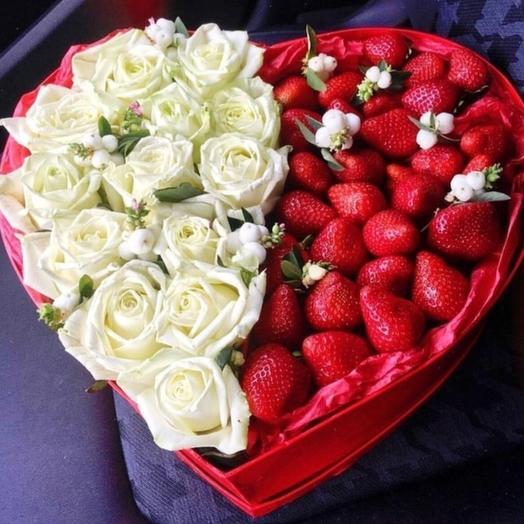 """Коробочка """"Your Dream"""": букеты цветов на заказ Flowwow"""