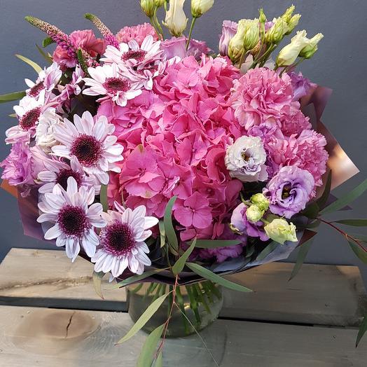 """Букет """"Амели"""": букеты цветов на заказ Flowwow"""