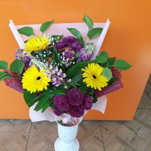 Фиеста: букеты цветов на заказ Flowwow