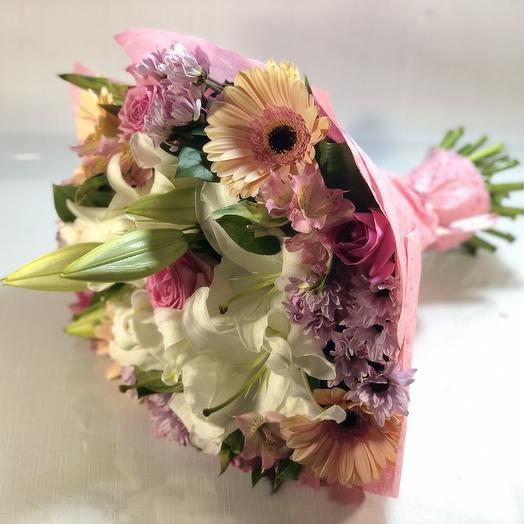 Признание: букеты цветов на заказ Flowwow