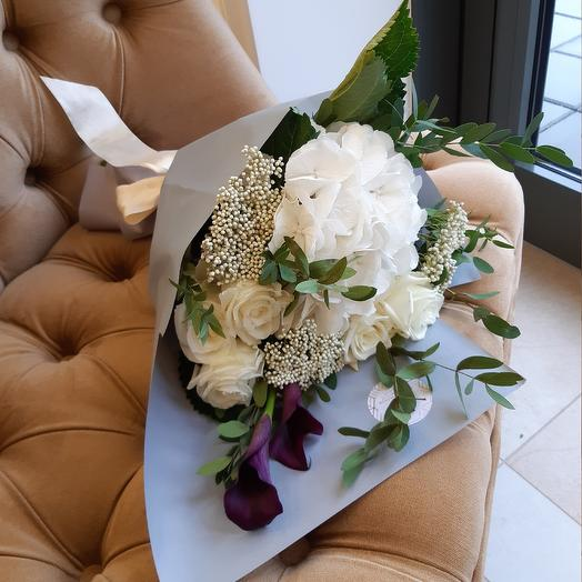 Симпатия: букеты цветов на заказ Flowwow