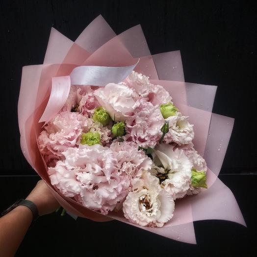 Pink lace: букеты цветов на заказ Flowwow