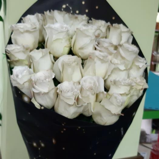 Пудровые розы: букеты цветов на заказ Flowwow