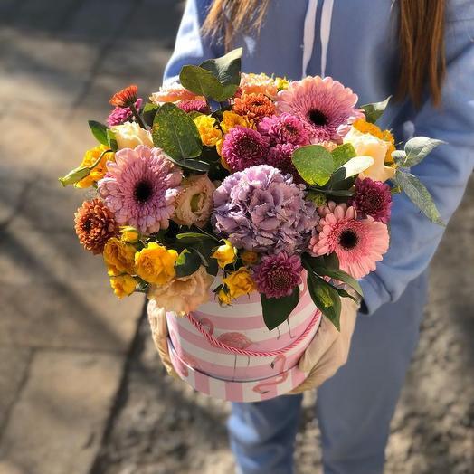 Празднечная: букеты цветов на заказ Flowwow