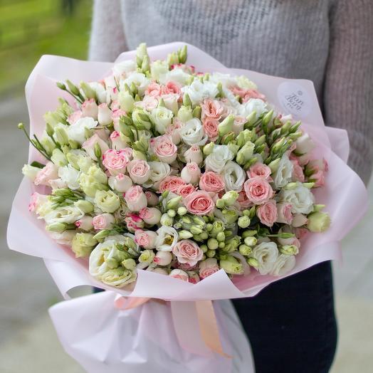 Букет «Анюта»: букеты цветов на заказ Flowwow