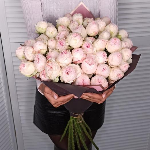 Bubble Bubble: букеты цветов на заказ Flowwow