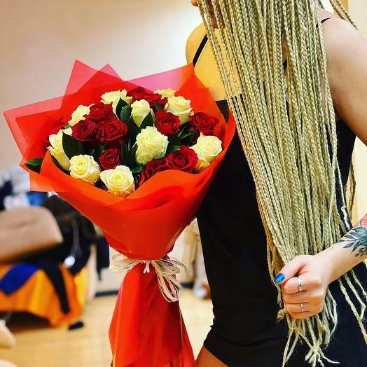 Bouquet Duet: букеты цветов на заказ Flowwow