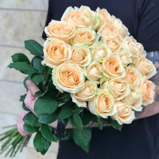 Мисс Пич: букеты цветов на заказ Flowwow