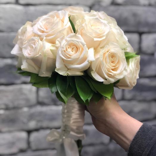 Свадебный букет «Мария»