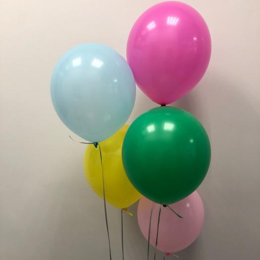 Воздушный шар ассорти