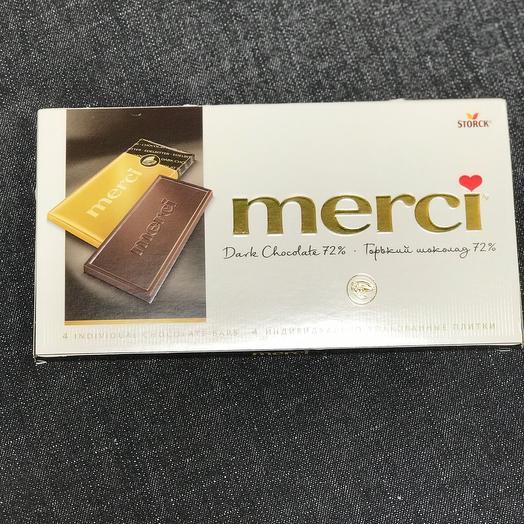 Шоколад мерси