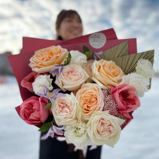 Цветочный букет 26