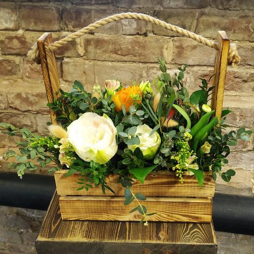 Ящик1 цветов