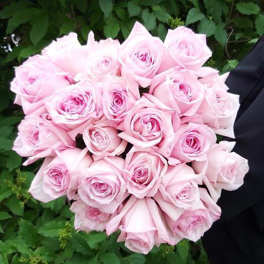 Роза Pink OHARA 60см-23шт