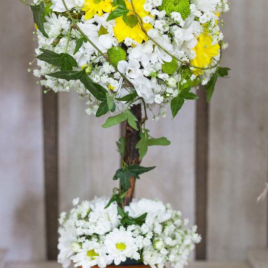 Композиция Весеннее дерево: букеты цветов на заказ Flowwow