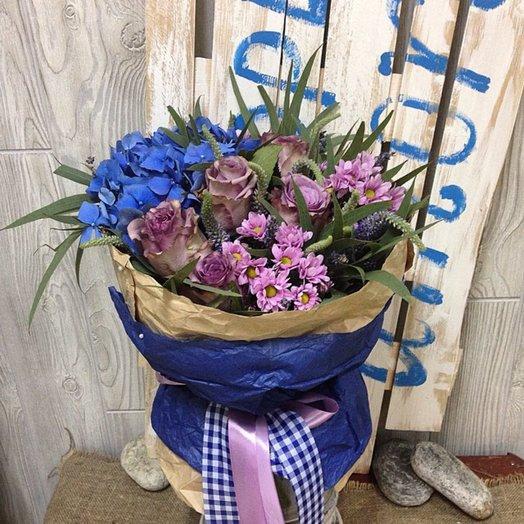 Букет Amore: букеты цветов на заказ Flowwow