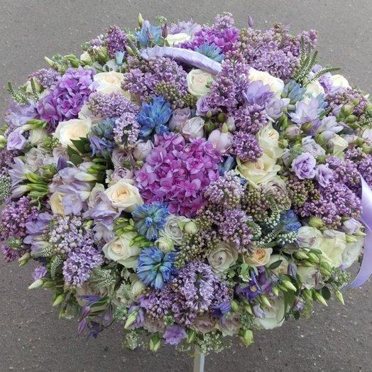 Акварели: букеты цветов на заказ Flowwow