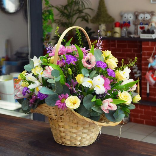 Заказ цветов на дом йошкар-ола