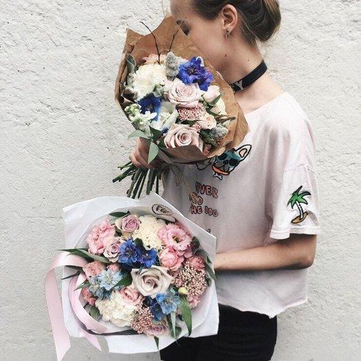 Bouquet 18: букеты цветов на заказ Flowwow