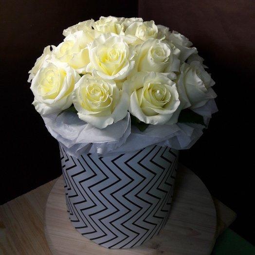Зиг Заг: букеты цветов на заказ Flowwow